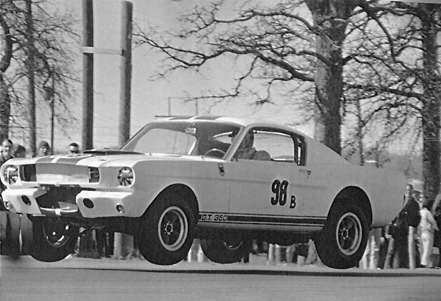 History of the 1965 GT350