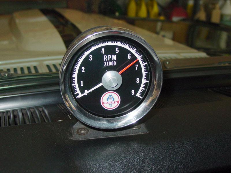66 g t 350 tachometer mounting vintage mustang forums rh forums vintage mustang com 71 Mustang Shelby 68 Shelby Mustang
